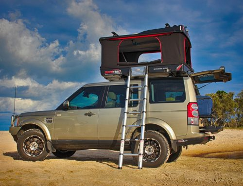 BACKTRAX SPORTS UTILITY ROOFTENTS LAUNCH