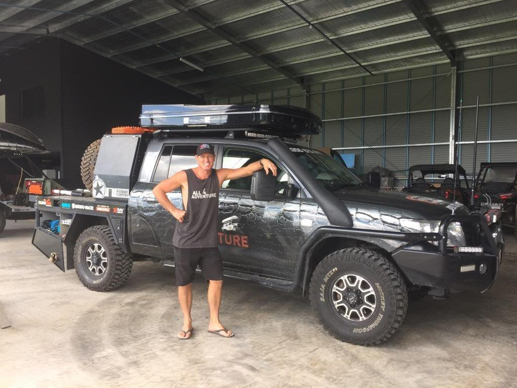 remote control offroad car with Jase And Simon From All 4 Adventure Return From Unleashed In Cape York on 131 Jkdbk furthermore Watch additionally 51c814 Outlawatv Blue furthermore Jase And Simon From All 4 Adventure Return From Unleashed In Cape York likewise Star Tattoo And Placement Ideas.